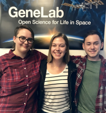 GeneLab Interns 2019